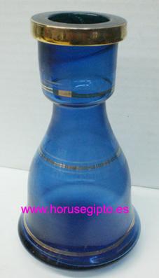 Botella shisha mini 16 cm