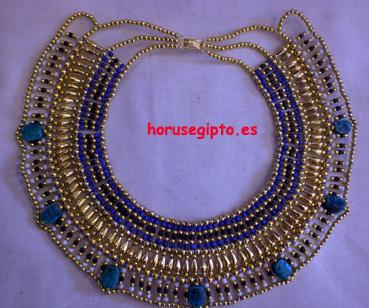 Collar Cleopatra pectoral 2M