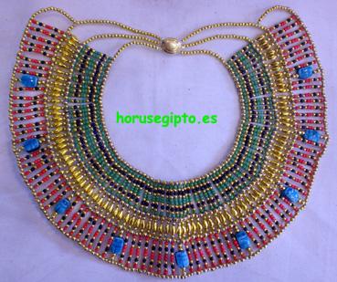 Collar Cleopatra  pectoral 1/40