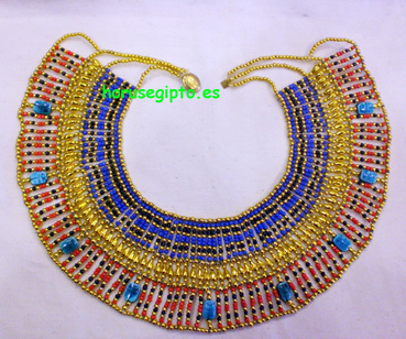 Collar Cleopatra pectoral 3/40