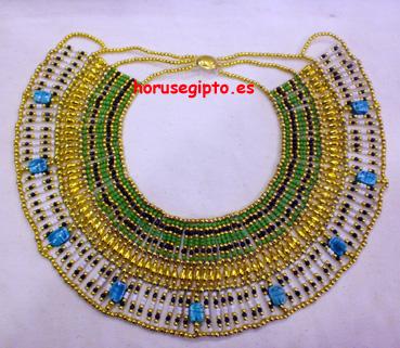 Collar Cleopatra pectoral 5/40