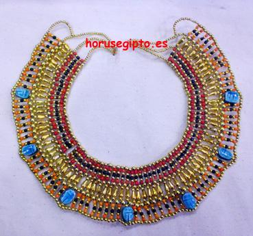 Collar pectoral 5M