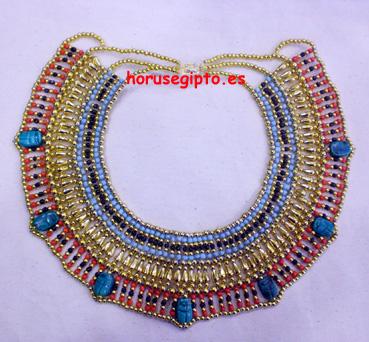 Collar Cleopatra pectoral 6M