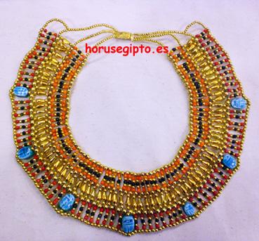 Collar pectoral 7M