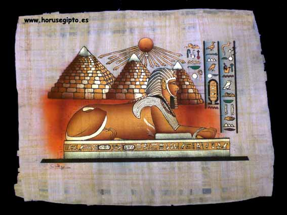 Papiro 7H/33 x 43 cm