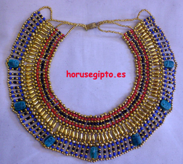 Collar Cleopatra pectoral 1M