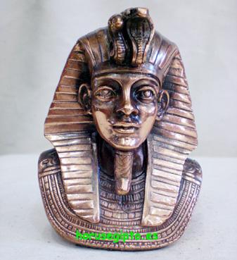 Busto Tut Ank Amón 10 cm
