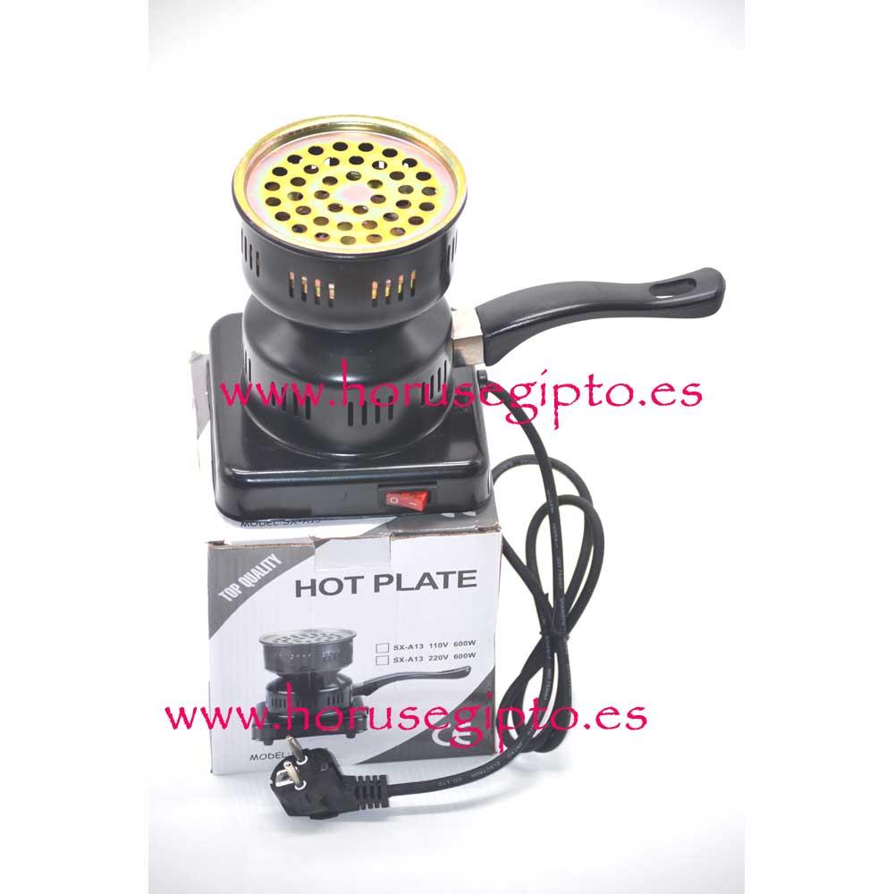 Hornillo eléctrico encendedor de carbón